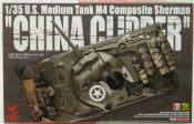 "Asuka 35034 M4 Sherman ""China Clipper"""